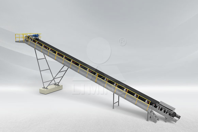 B6X series belt conveyor