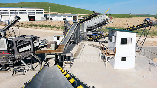 400TPH Limestone Processing Project in Chimkent, Kazakhstan