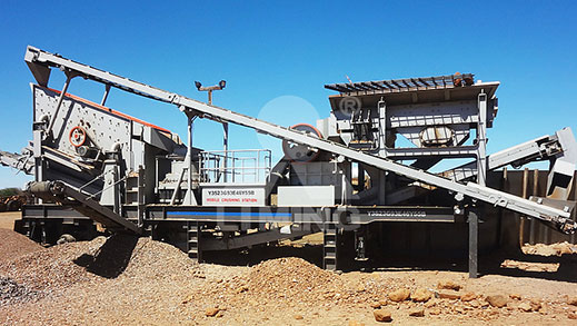 30-50TPH Diamond Waste Processing Project in South Africa Mafikeng